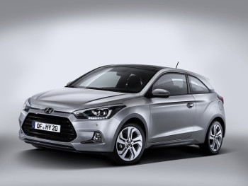 New Hyundai i20 Coupe plans to launch in May 2015
