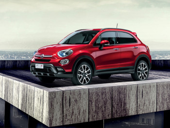 New Fiat 500X will be here in Spring 2015