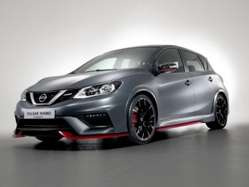 The next hot hatch: The new Nissan Pulsar Nismo