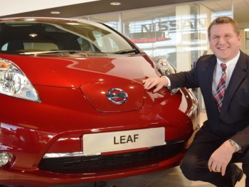 Our Nissan Leaf sales nearly double during 2015