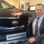 You could be one of the first to drive the all-new Sportage
