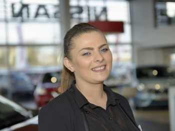 Bianca is appointed as Assistant Service Manager