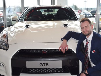 Got a Nissan GT-R? Time to show & shine
