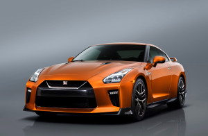 You could be one of the first to see the new 2017 GT-R
