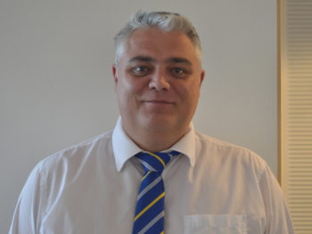 Allen is promoted to Used Car Sales Manager