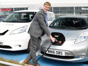 Electric vehicles remain current despite charges to Highway