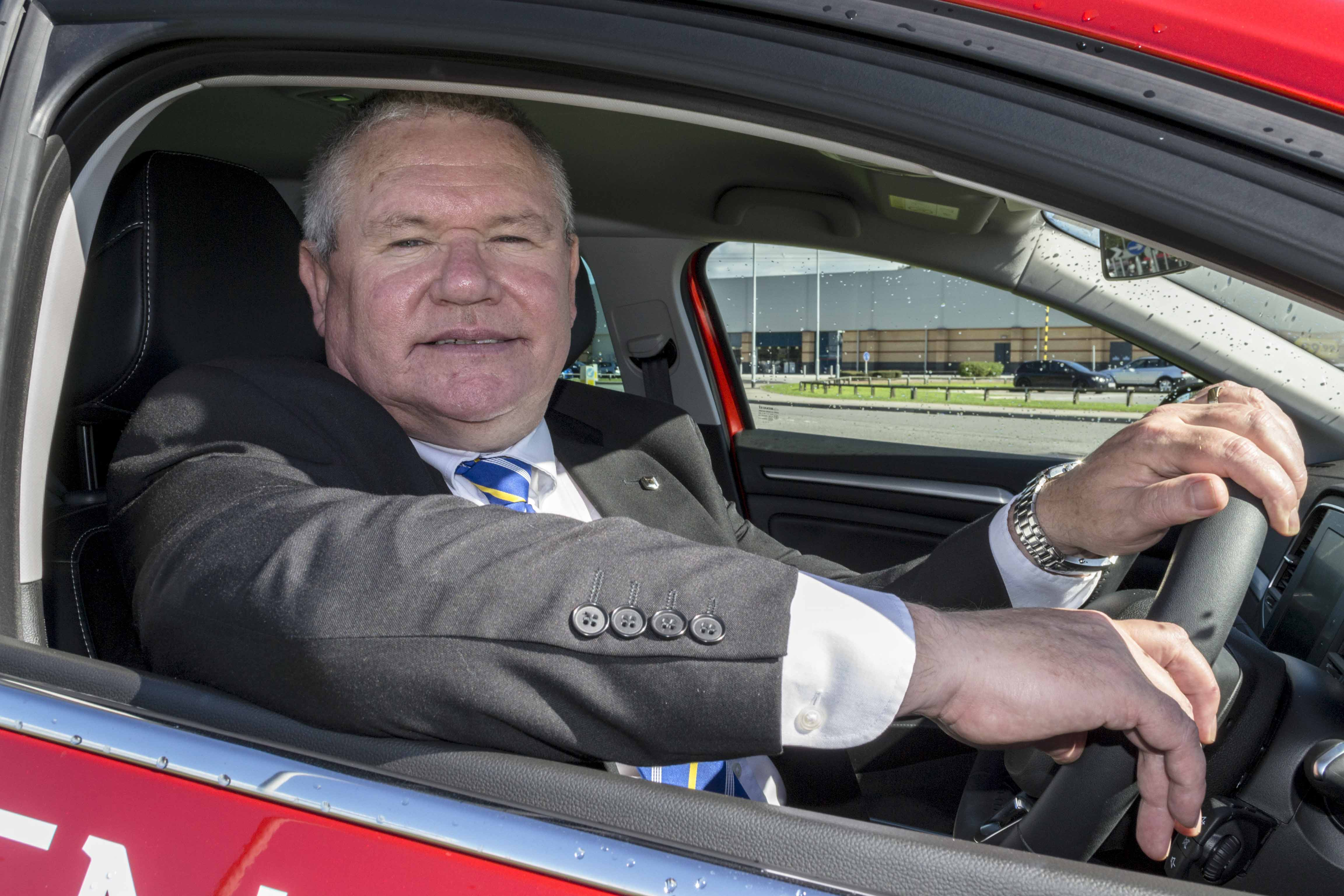 Danny O'Donovan Business Development Manager at Wessex Garages who has been selected as an Introbiz ambassador.